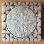 【生徒さんの作品】木と彫刻刀の関係性。
