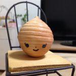 【生徒さんの作品】夢中で彫っていたので、自分にとってはとても愛着のある作品となりました。