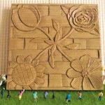 【生徒さんの作品】木彫り作品の質を上げるのにすごく大切な事。