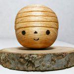 【生徒さんの作品】木彫り動画のお蔭で彫りやすくなりました!