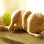 【オーダー作品完成】木彫りのカエルちゃんが今のあなたの心を写す。