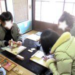 その記憶は塗り替えられる!中関酒蔵スタジオでの木彫り体験!