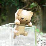 木っかけ猫ちゃん①