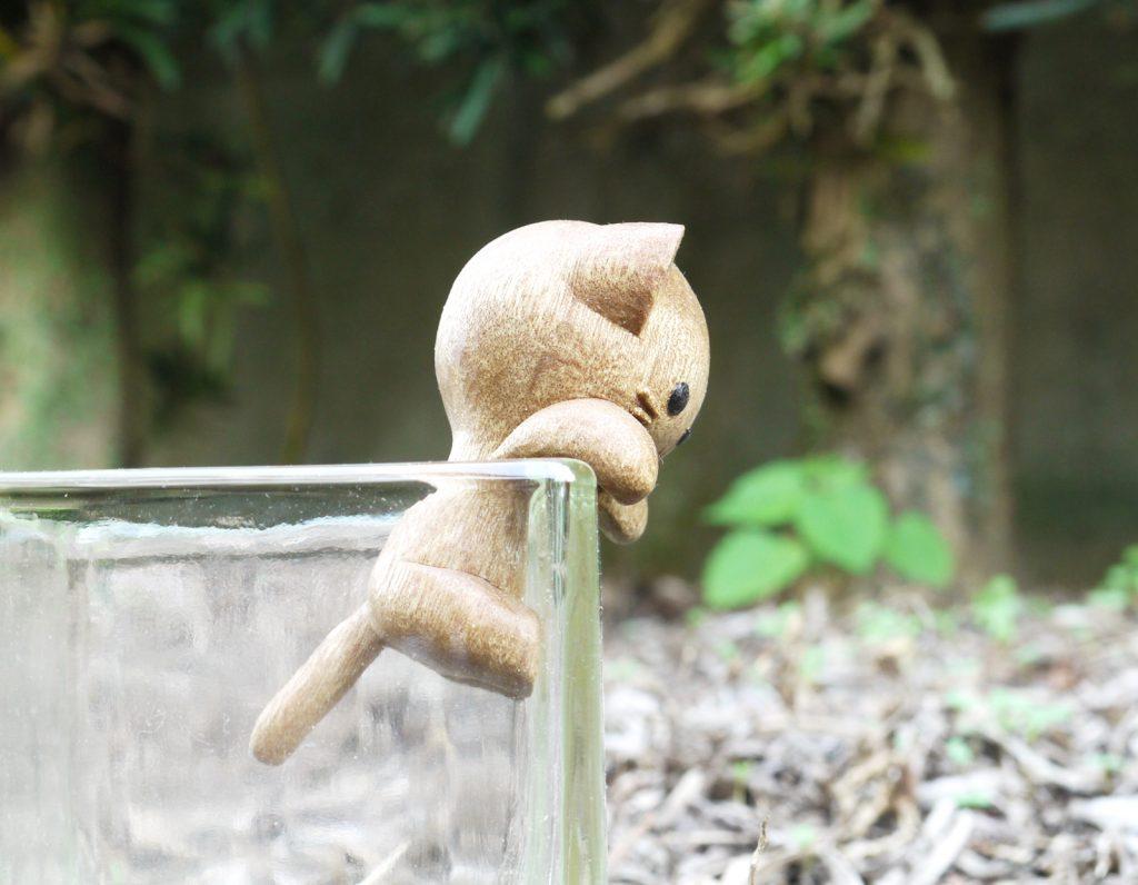 木っかけ猫ちゃん③