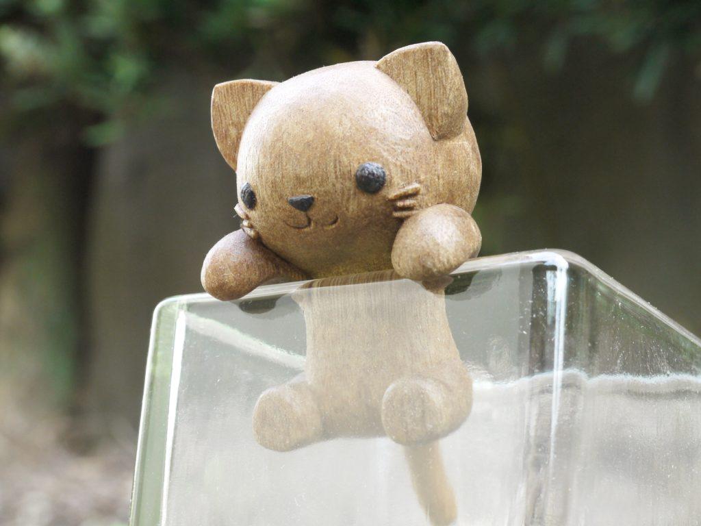 木っかけ猫ちゃん②